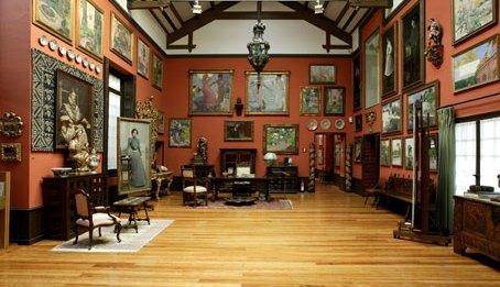 Casa museo sorolla arteymadrid - Casa de sorolla en madrid ...